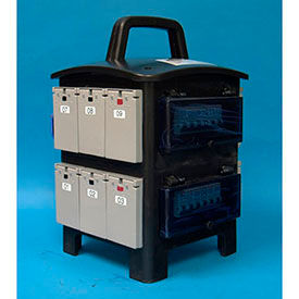 Stackable Power Distribution Systems