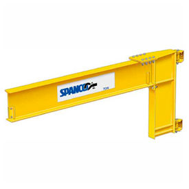 Spanco 300 Series Wall Mount Jib Cranes