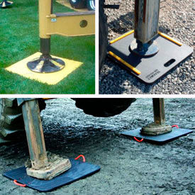 Outrigger/Crane Ground Protection Pads