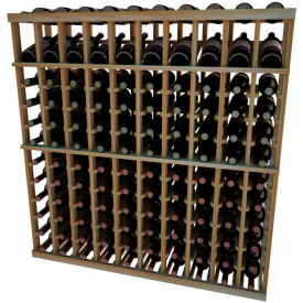 Individual Wine Bottle Racks W/ Top Display-Solid Wood
