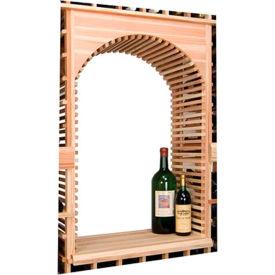 Wine Bottle Racks-Finish Options-Solid Wood