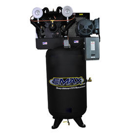 EMAX Two-Stage Industrial Series Air Compressors