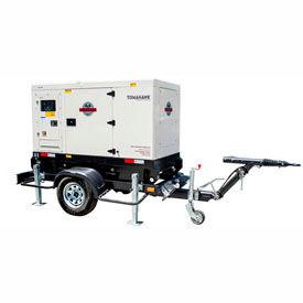 Towable Back Up Power Generators