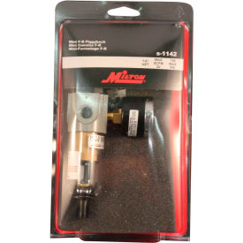 Milton & Exelair Filter/Regulator/Lubricator Units