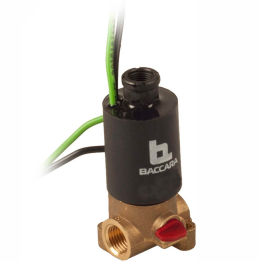 Baccara Irrigation Service Solenoid Valves