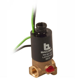 Baccara Drinking Water Service Solenoid Valves