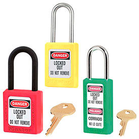 Master Lock® Padlock Keyed-Alike Sets