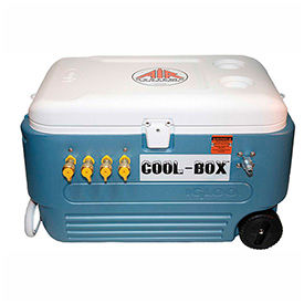 The Cool-Box™ Portable Cooling Air