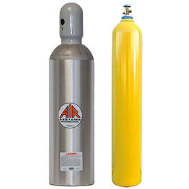 High Pressure Breathing Air Cylinders