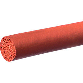 High Temperature Silicone Foam Cords