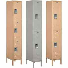 Salsbury Extra Wide Metal Lockers