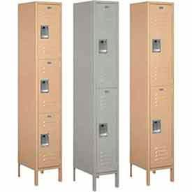 Salsbury Extra Wide Metal Lockers