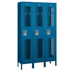 Salsbury Extra Wide Vented Metal Lockers