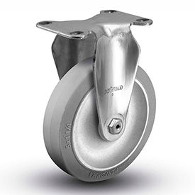 Colson® Stainless Steel Light Duty Casters