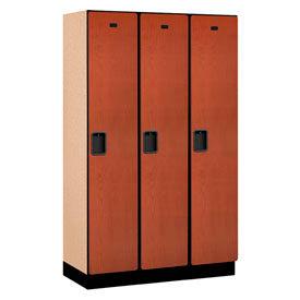 Salsbury Extra Wide Designer Wood Lockers