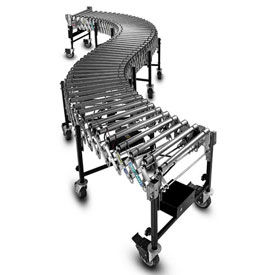 BestFlex™ Portable Flexible & Expandable Powered Roller Conveyors