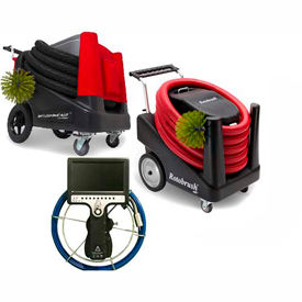 RotoBrush Air Duct Cleaning Systems