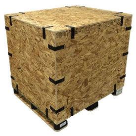 Pak-Rite SURE-LOK® Collapsible Shipping Crates