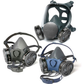 Moldex® Half Mask & Full Face Respirators