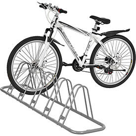 Adjustable Bicycle Parking Rack