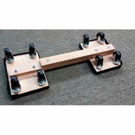 Fairbanks Adjustable Twin Skate Dolly