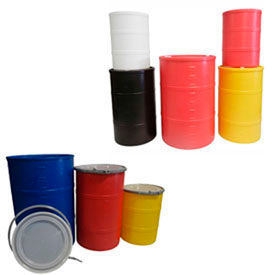 DPI™ Closed & Open Head Plastic Drums
