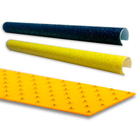 GripAll® Anti-Slip Tapes/Treads for Ladders and Stairs
