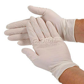 Industrial Grade, Powdered - Latex Gloves