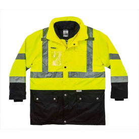 Ergodyne®  Thermal Hi-Vis Jackets