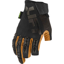 Lift Safety Fingerless Work Glove