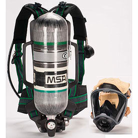 MSA SCBA & Escape Respirators