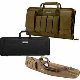 Soft Tactical Gun Cases & Bags