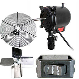 MaxxAir Replacement Fan Parts