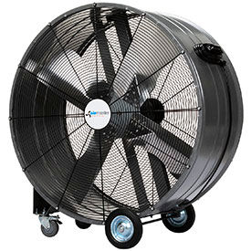 EC Powered Industrial Drum Fans