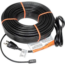 Heating Cables for Roofs and Gutters