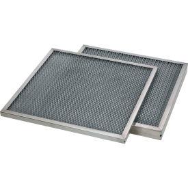 Global Industrial™ Aluminum Mesh MERV 4 Air Filters