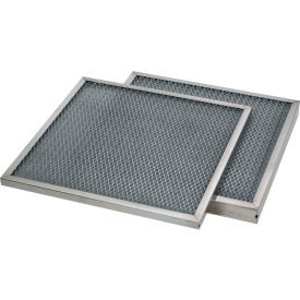 Global Industrial™ Stainless Steel Mesh MERV 4 Air Filters