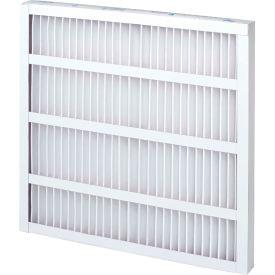 Global Industrial™ MERV 8 High Capacity Pleated Air Filters