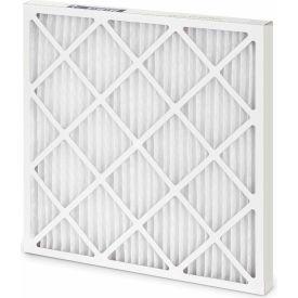 Global Industrial™ MERV 10 High Capacity Pleated Air Filters