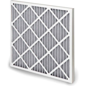 Global Industrial™ Carbon Pleated MERV 10 High Performance Air Filters