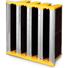 Global Industrial™ Carbon V-Bank Air Filters