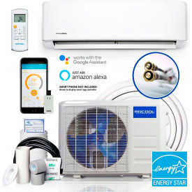 MR. COOL DIY Series Ductless Split Systems