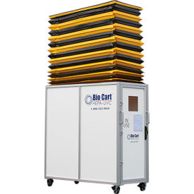 Air-Care BIO CART Mobile Dust Containment Units