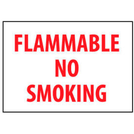 Flammable Area Signs