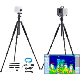Thermal Imaging, Facial Recognition & Temperature Systems