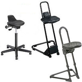 Sit Stand Stools