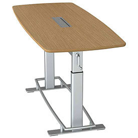 Safco® Height Adjustable Conference Tables