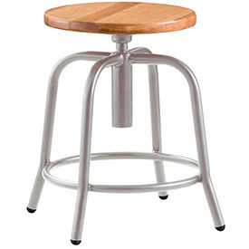 National Public Seating® Steel Designer Stools