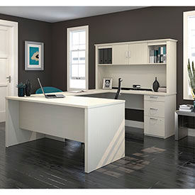 Bestar® Logan Office Furniture Collection