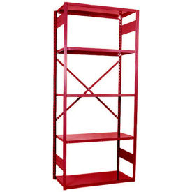 Equipto VG-20 Open Shelving - 20 Gauge - 84